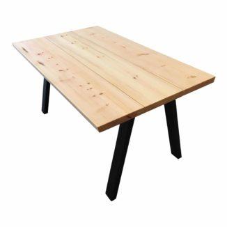 plankbord tall natur olja