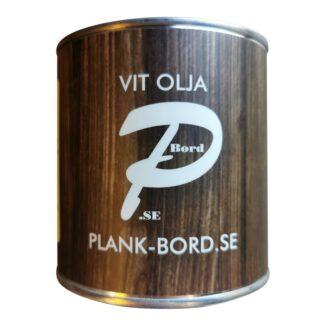 Olja vit – Plank-bord.se