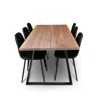 Plankbord – amerikansk valnöt – två plankor