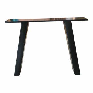 Bordsben till soffbord – snedställda ben