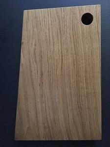 Skärbräda – unik – 28 x 40 cm