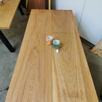 Plankebord i eg 90x200 cm med model 364