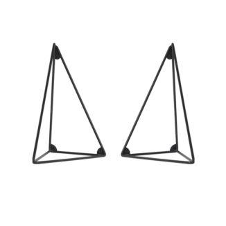 Hyllkonsol – Maze – svart - 22