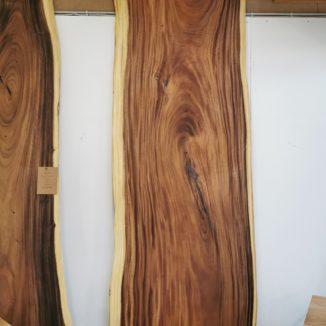 plankebord amerikansk valnød 110x335 cm