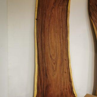 plankebord amerikansk valnød 90x300 cm