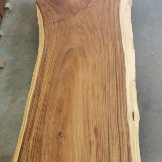 Plankbord – Syd amerikansk valnöt – 93-120 x 330 cm - Bord