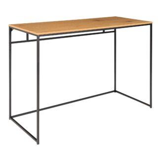 Skrivbord – Vita – Ek look – Stål(2)