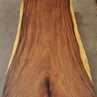 Plankbord – Sydamerikansk valnöt - 94-104 x 247 cm - Bord
