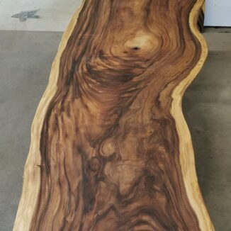 Plankbord – Sydamerikansk valnöt - 76-100-103 x 310 cm