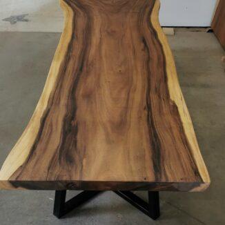 Plankbord – Sydamerikansk valnöt - 80-85-94-104 x 276 cm(4)