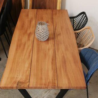 Plankbord alm trä 95 × 220 cm (1)
