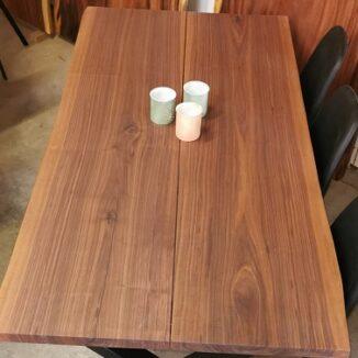 Plankbord – Amerikansk valnöt – 90 x 180 cm(1)