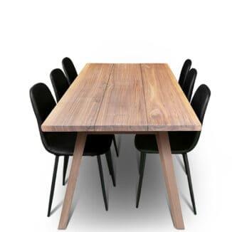 Plankbord – amerikansk valnöt – tre plankor - träben