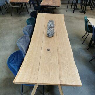 Plankbord – Ek – Natur olja – 98 x 260 cm – 1 st. Ilägsskivor(8)