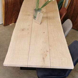 Plankbord – Ek – Vit olja – 90 x 270 cm(1)