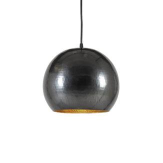Albi taklampa - Mörkgrå 25 cm