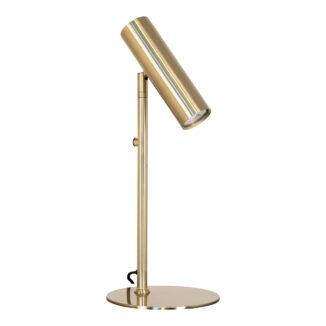 Paris bordslampa - mässing 1