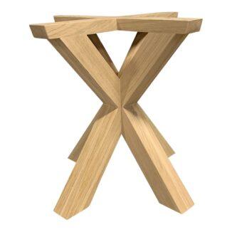 stjärnformat trä