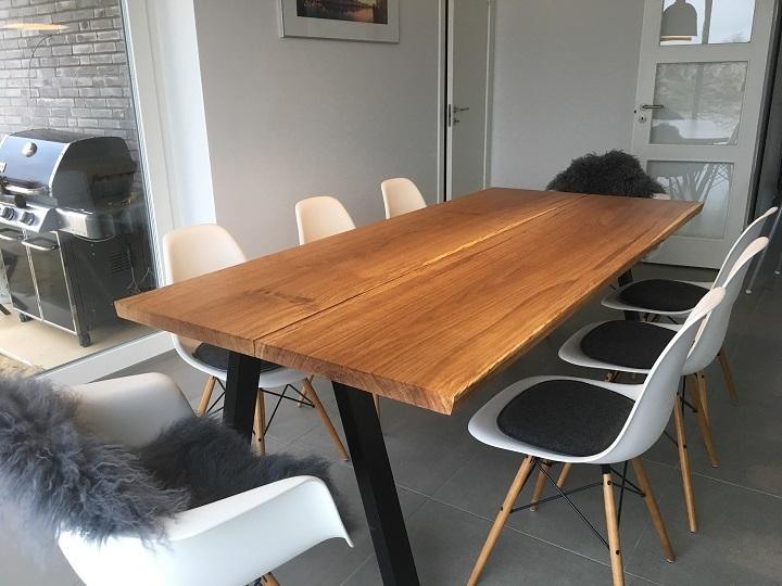 Stilrent plankebord natur olie-1